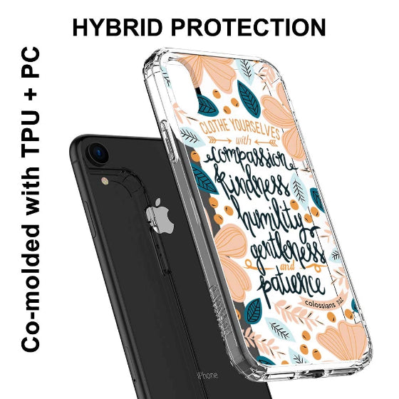Cloth Yourselves Phone Case - iPhone XR Case