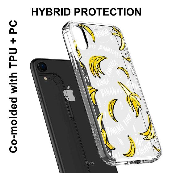 Banana Phone Case - iPhone XR Case