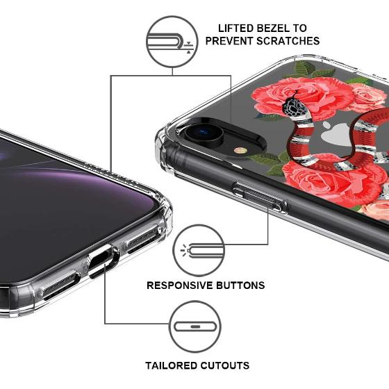 Snake Phone Case - iPhone XR Case