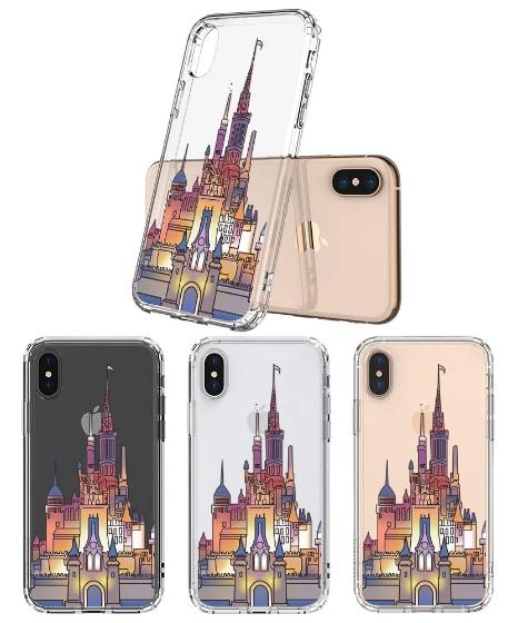 Castle Phone Case - iPhone XS Case