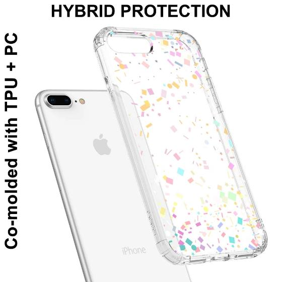 Confetti Phone Case - iPhone 7 Plus Case