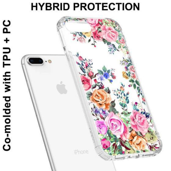Rose Garden Phone Case - iPhone 7 Plus Case