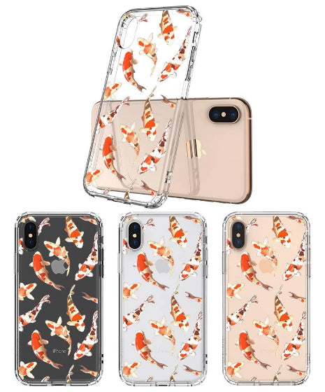 Koi Fish Phone Case - iPhone Xs Max Case