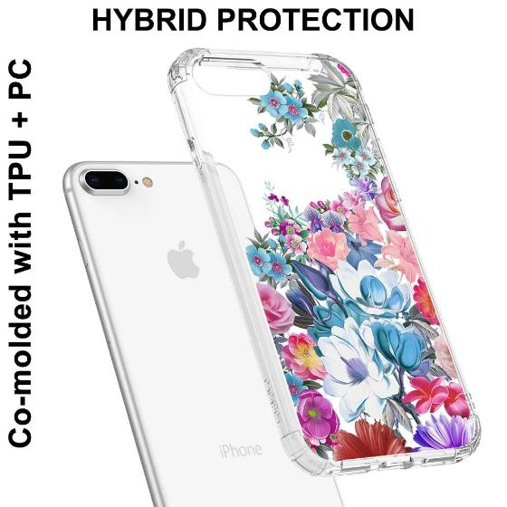 Brilliant Garden Phone Case - iPhone 7 Plus Case