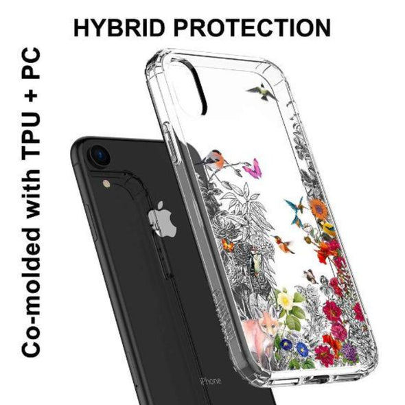 Forest Phone Case - iPhone XR Case