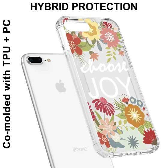 Choose Joy Phone Case - iPhone 7 Plus Case