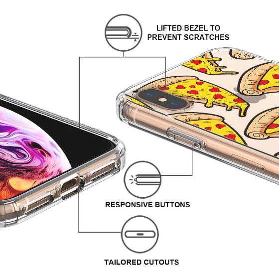 Pizza Phone Case - iPhone XS Case