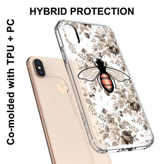 Bee Phone Case - iPhone X Case
