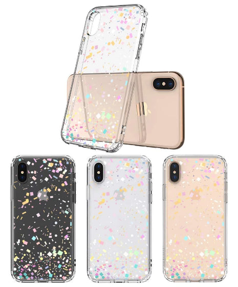 Confetti Phone Case - iPhone X Case