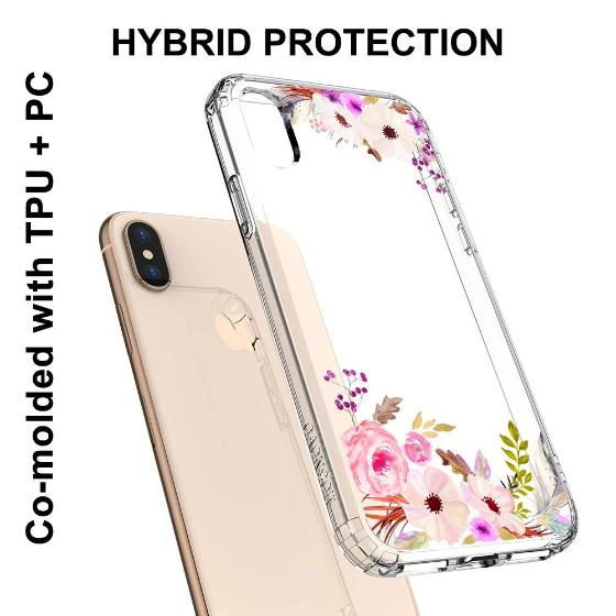 Flowers Phone Case - iPhone X Case