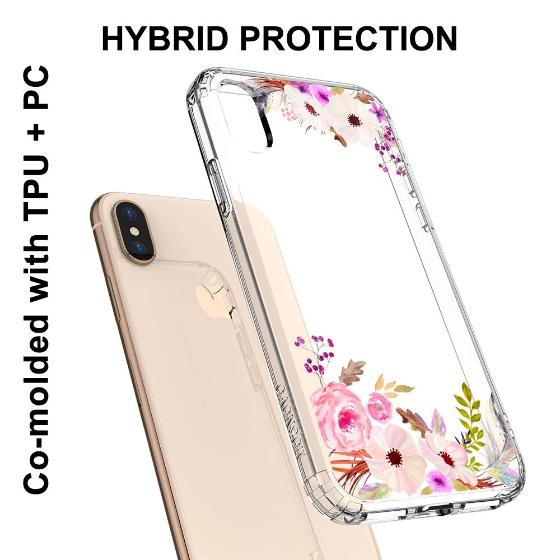 Flowers Phone Case - iPhone XS Case