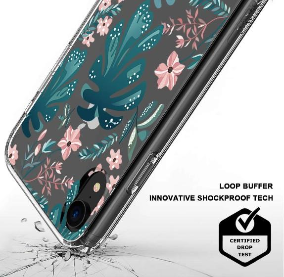 Tropical Palm Phone Case - iPhone XR Case