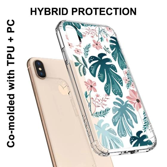Tropical Palm Phone Case - iPhone Xs Max Case