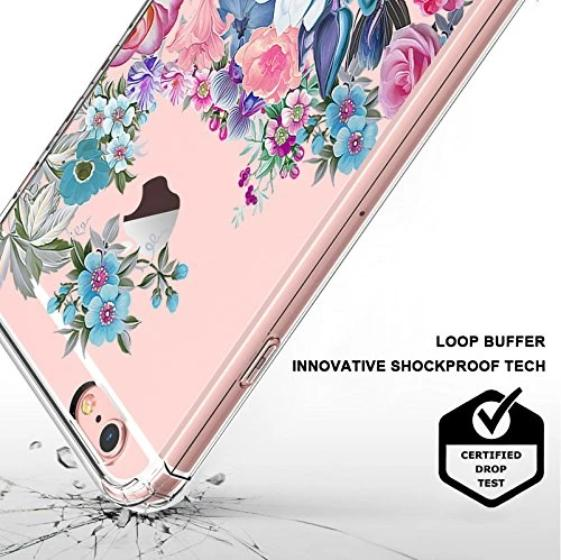 Brilliant Garden Phone Case - iPhone 6/6S Case