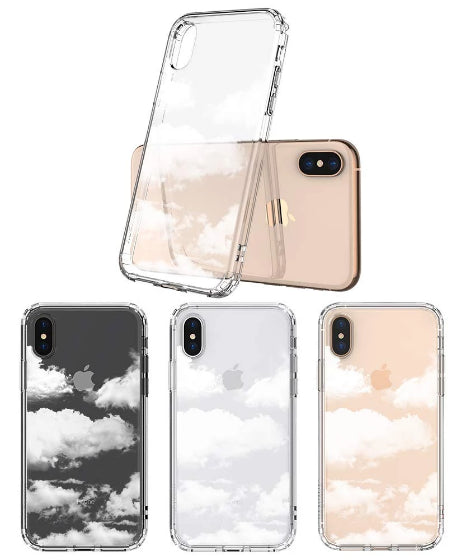 Cloud Phone Case - iPhone X Case