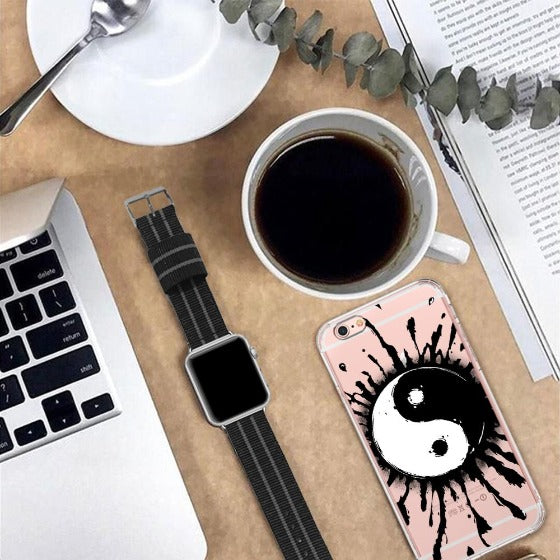 Yin Yang Phone Case -  iPhone 6/6S Case