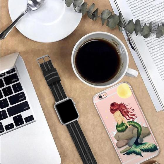 Mermaid Phone Case - iPhone 6/6S Case