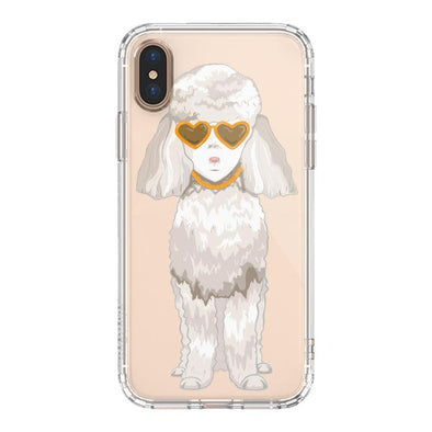Poodle Phone Case - iPhone Xs Max Case