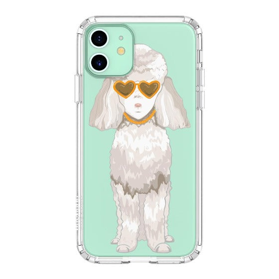 Poodle Phone Case - iPhone 11 Case