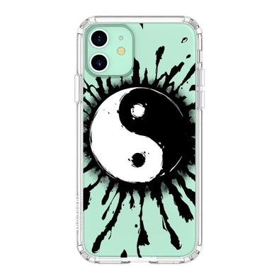Yin Yang Phone Case -  iPhone 11 Case