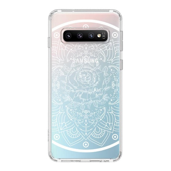 Rose Phone Case - Samsung Galaxy S10 Plus Case