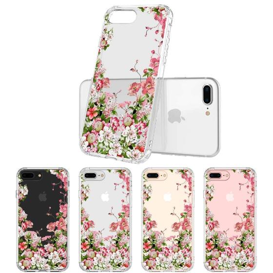 Floral Garden Phone Case - iPhone 7 Plus Case