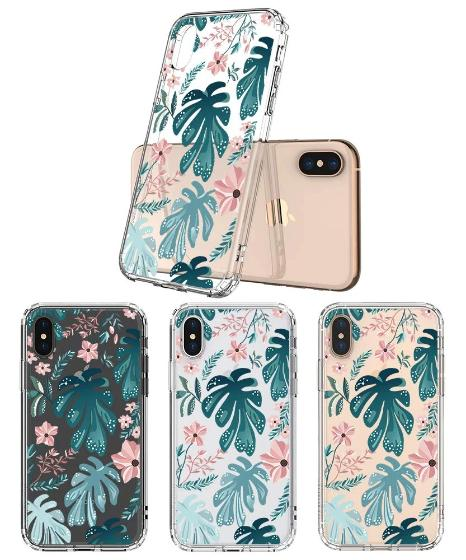 Tropical Palm Phone Case - iPhone X Case