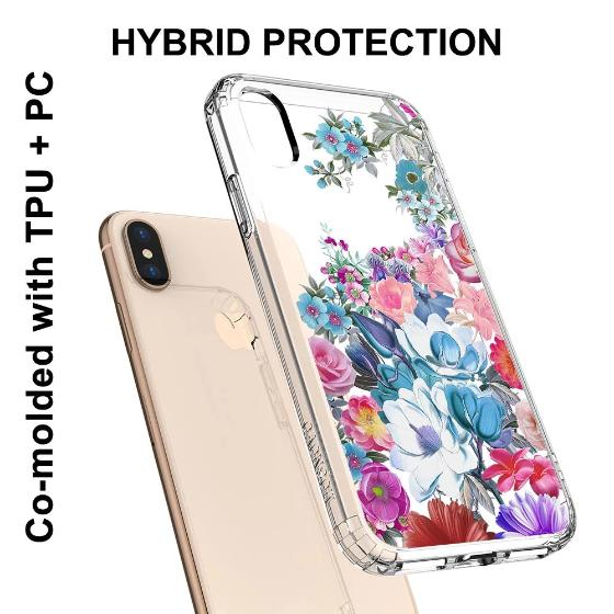Brilliant Garden Phone Case - iPhone Xs Max Case