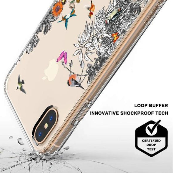 Forest Phone Case - iPhone X Case