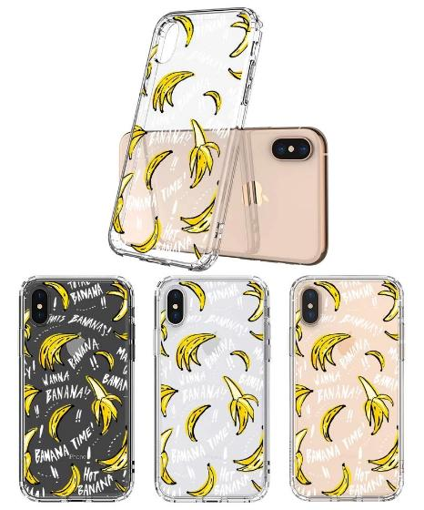 Banana Phone Case - iPhone Xs Max Case