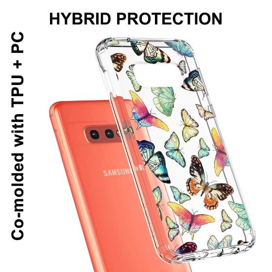 Butterfly Phone Case - Samsung Galaxy S10e Case