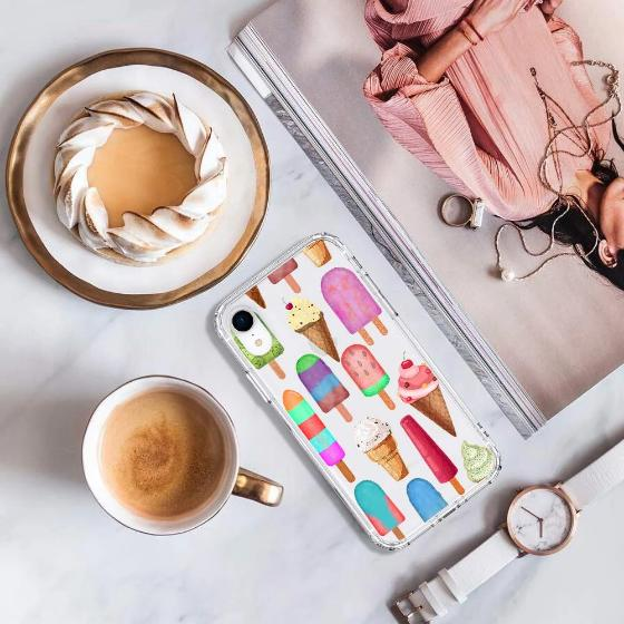 Ice Cream Phone Case - iPhone XR Case