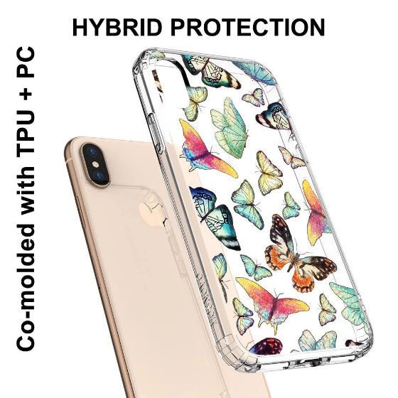Butterfly Phone Case - iPhone Xs Max Case