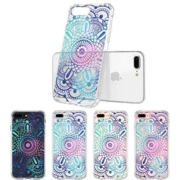 Galaxy Mandala Phone Case - iPhone 8 Plus Case