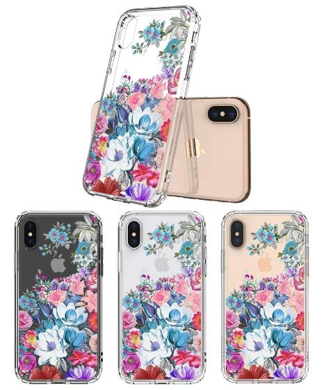 Brilliant Garden Phone Case - iPhone XS Case