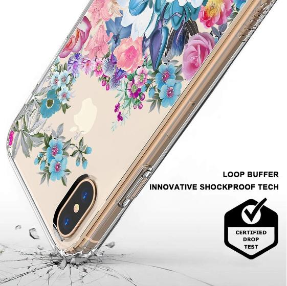 Brilliant Garden Phone Case - iPhone X Case