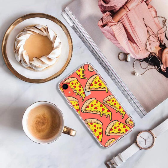 Pizza Phone Case - iPhone XR Case