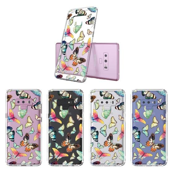 Butterfly Phone Case - Samsung Galaxy Note 9 Case