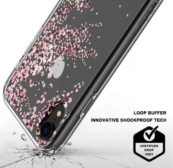 Cherry Blossoms Phone Case - iPhone XR Case