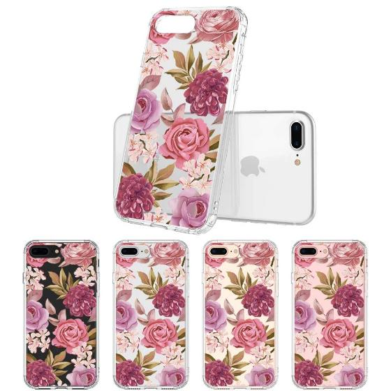 Blossom Flower Floral Phone Case - iPhone 7 Plus Case