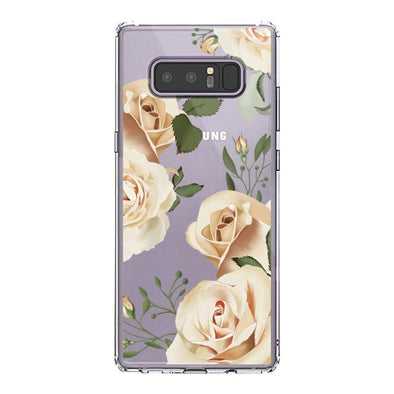 Champagne Roses Phone Case - Samsung Galaxy Note 8 Case