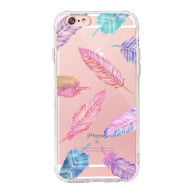 Tribal Feathers Phone Case - iPhone 6/6S Case