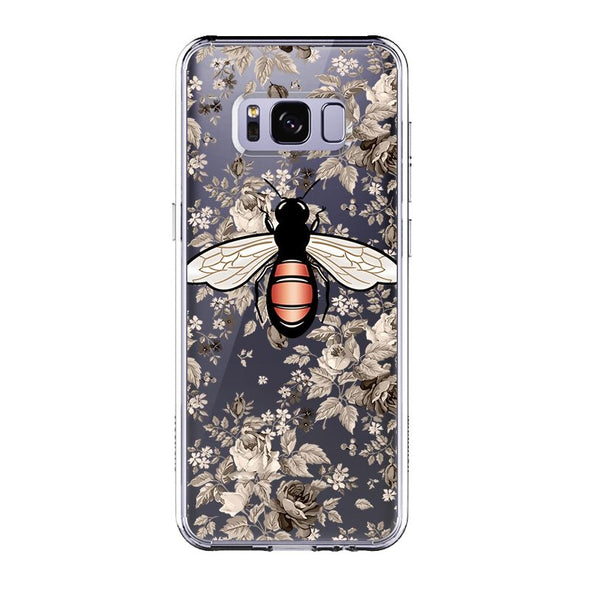 Bee Phone Case - Samsung Galaxy S8 Plus Case