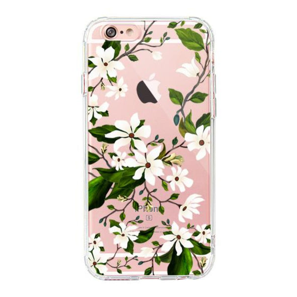 Magnolia Phone Case - iPhone 6/6S Case