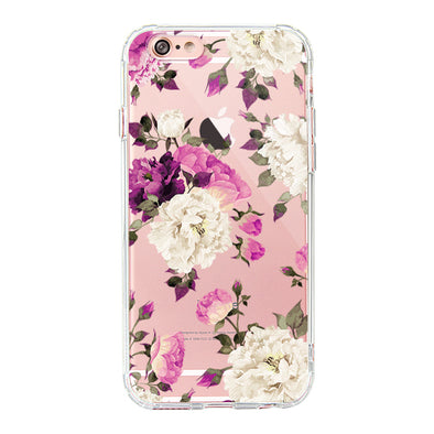 Floral Phone Case - iPhone 6/6S Case