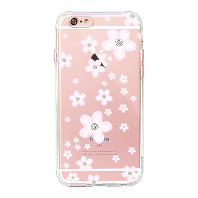 Pink Cherry Blossoms Phone Case - iPhone 6/6S Case