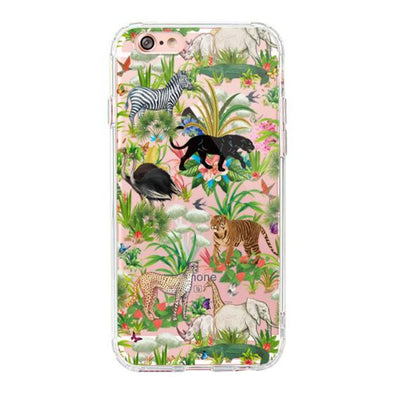 Wild Animals Phone Case - iPhone 6/6S Case