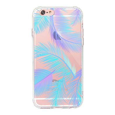 Tropical Palm Leaf Phone Case - iPhone 6/6S Case
