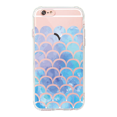 Mermaid Scale Phone Case - iPhone 6/6S Case