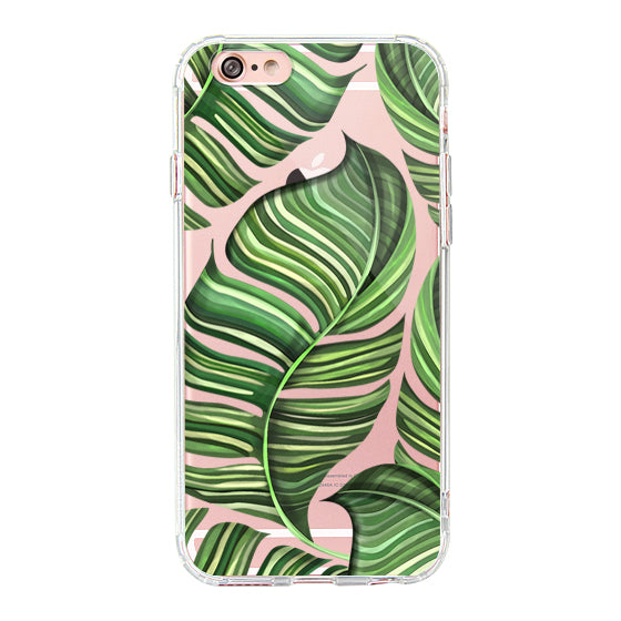 Banana Leaves Phone Case - iPhone 6/6S Case